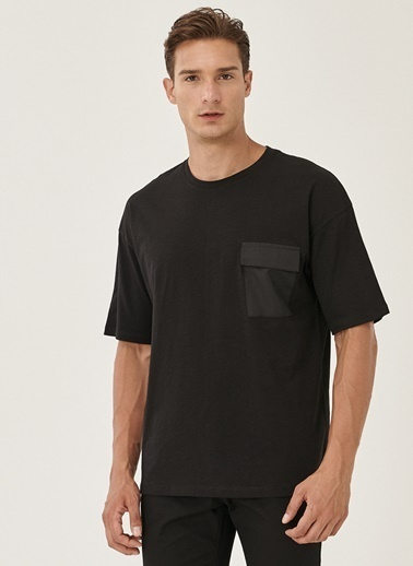 AC&Co / Altınyıldız Classics Tişört Siyah